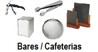 Bares y Cafeter�as